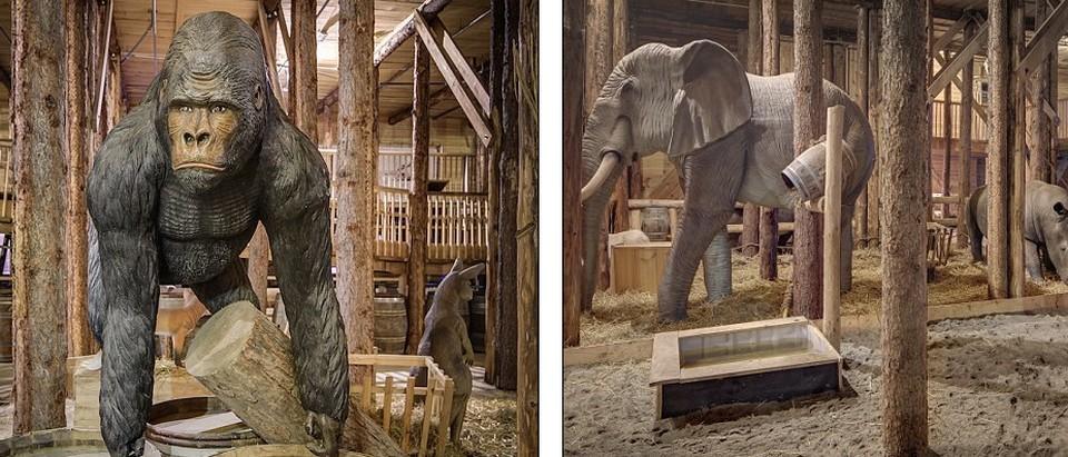 Житель Нидерландов построил ковчег по библейским описаниям