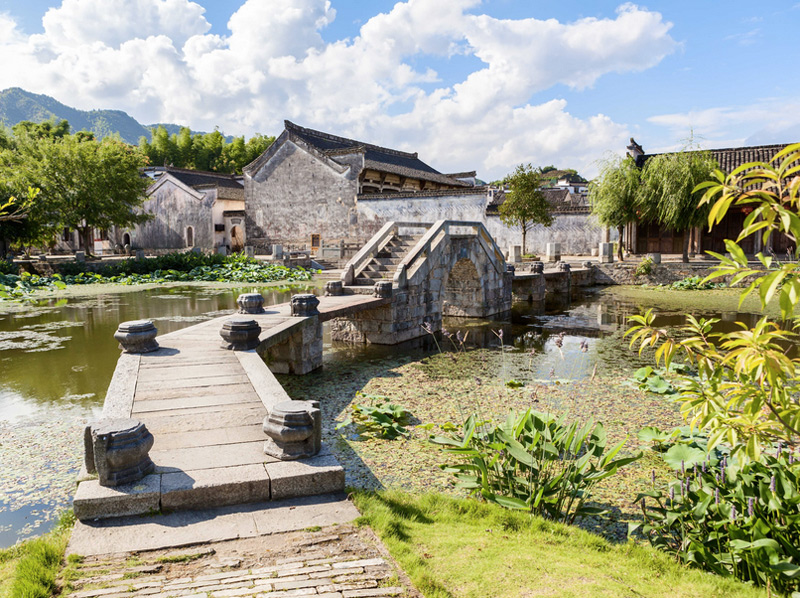 Наиболее впечатляющие места Китая
