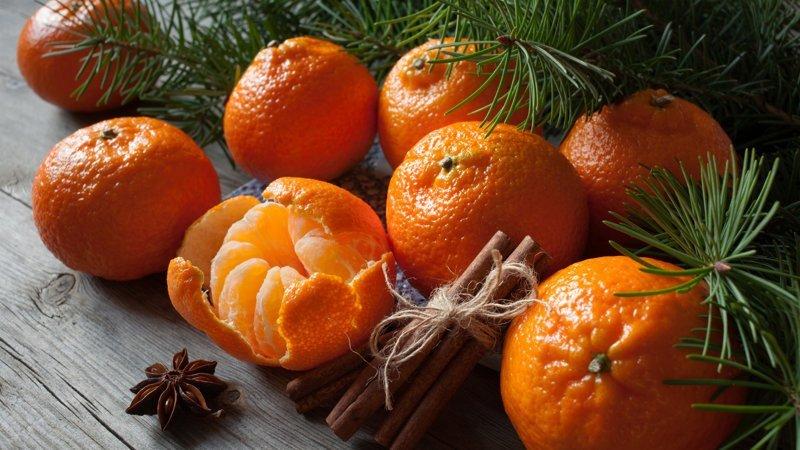 Тонкости выбора идеальных мандаринов