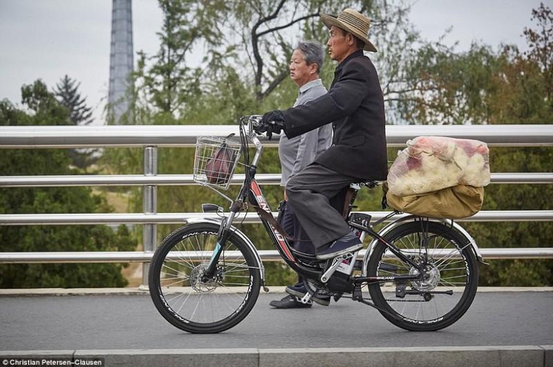 Богатые люди в Северной Корее
