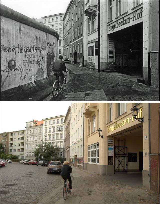 Как время меняет всё: тогда и сейчас