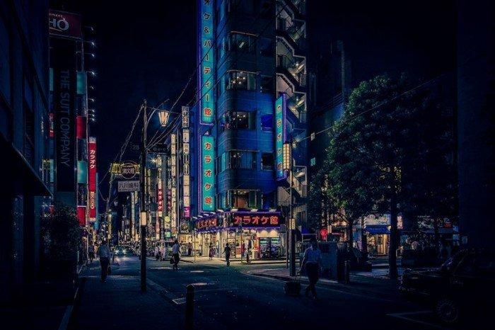 Фотограф Энтони Пресли осуществил мечту детства, побывав в Японии