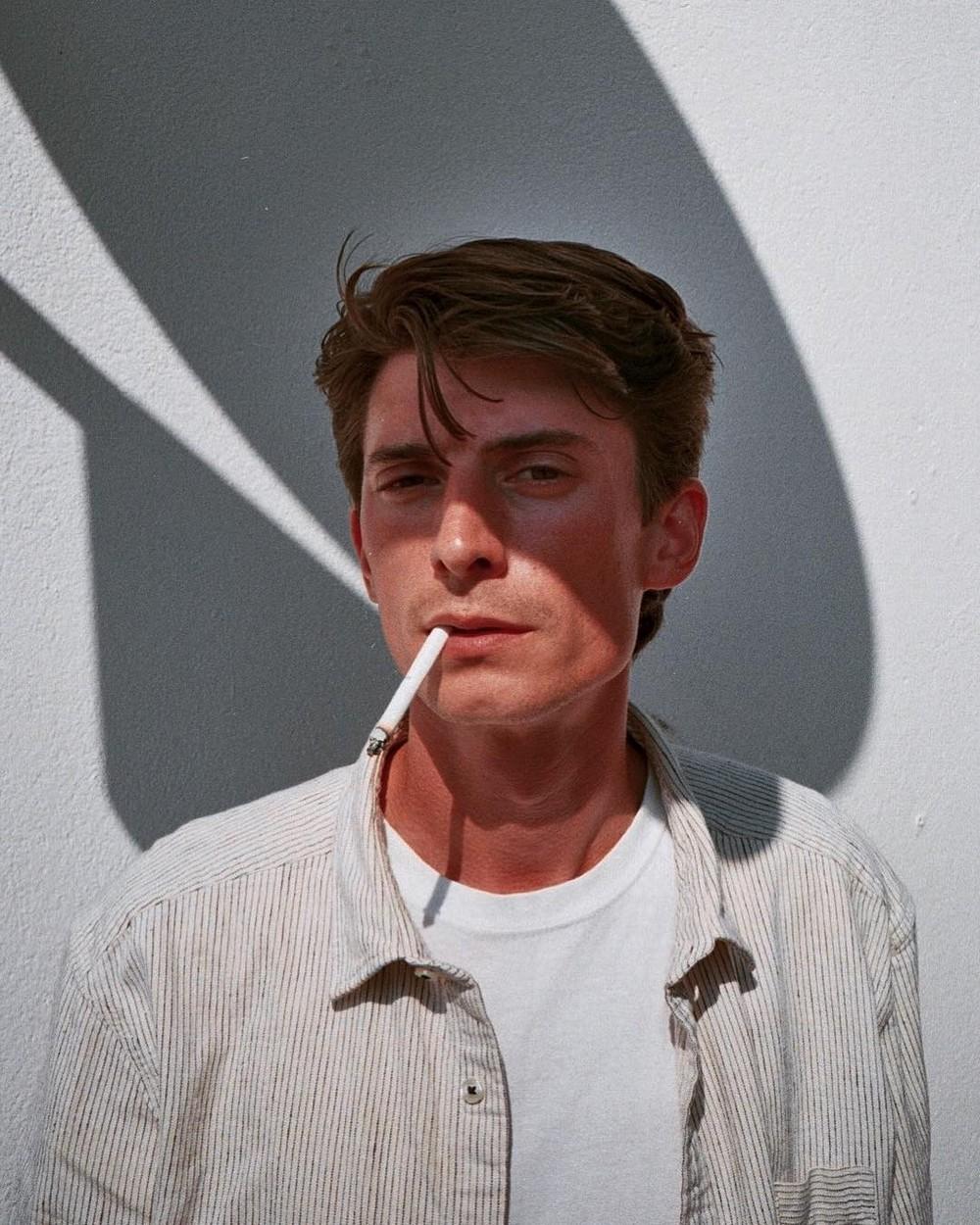 Портреты молодых британцев от Роба Кьернандера