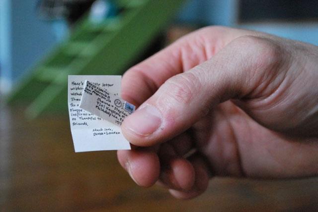Самая маленькая почта в мире