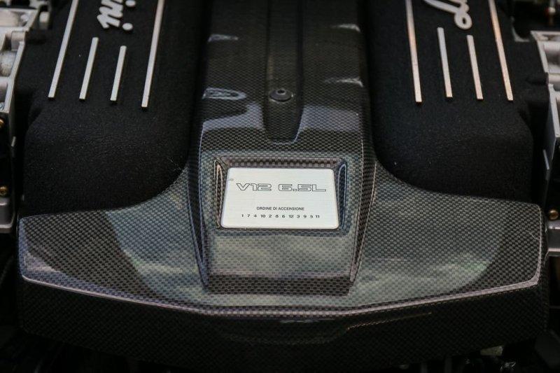 Лимитированный спорткар Lamborghini Murcielago LP640-4 от Versace