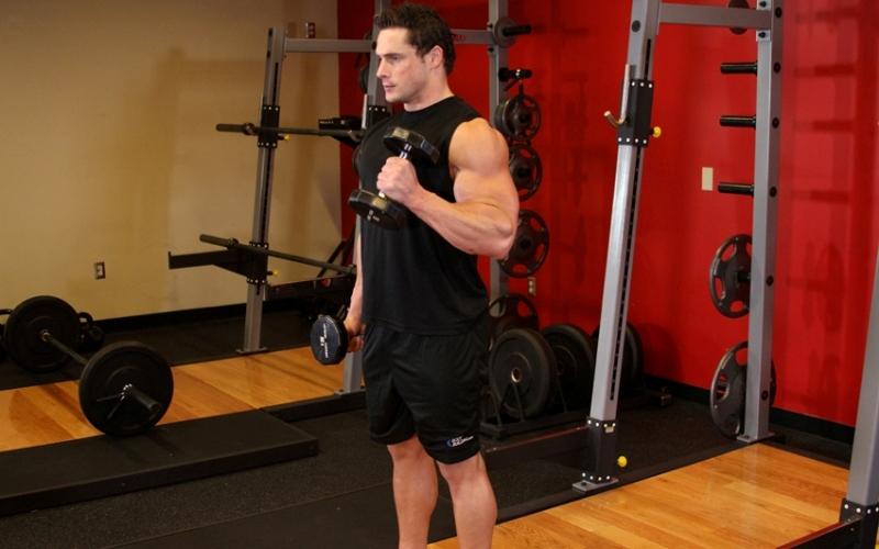 Тренинг по ускоренной прокачке мышц