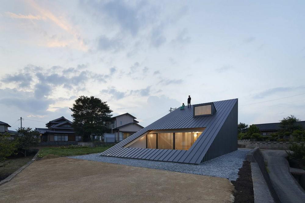 Дом как уклон в Японии