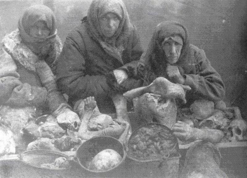Факты о Голодоморе 1932-1933 годов