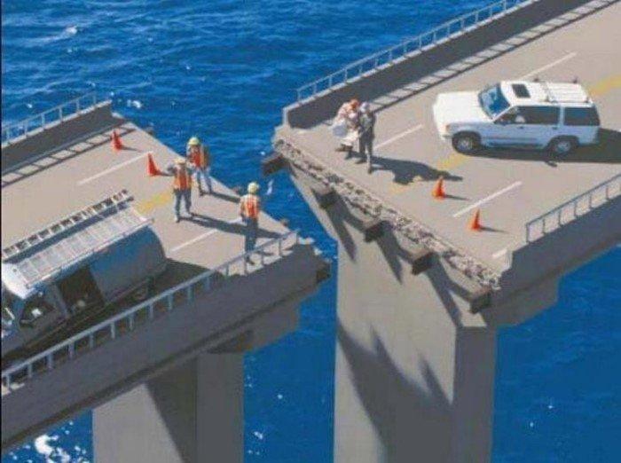 Нелепые ошибки строителей