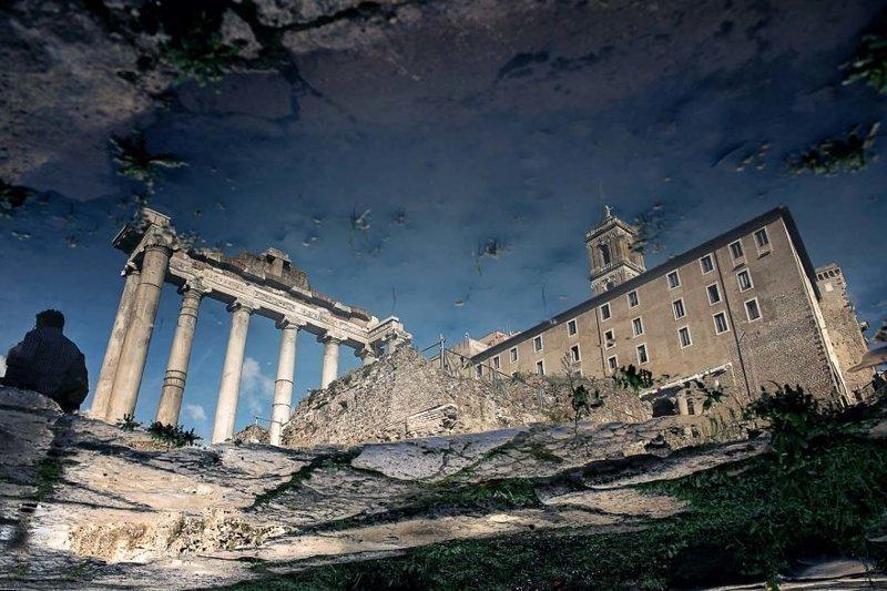 Путешествие по Риму фотографа Себастьяна Лучиво