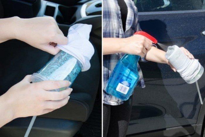 Советы по наведению идеальной чистоты в автомобиле