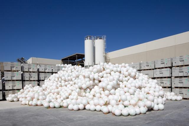 Для чего нужна куча пластиковых шаров?