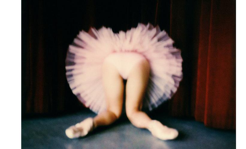 Мир балерин изнутри от Яны Тойбер
