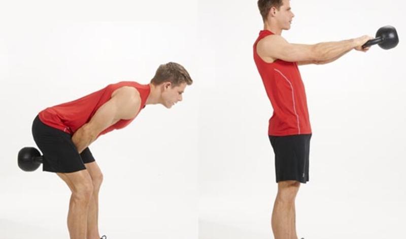 Тренировка для сжигания калорий без бега