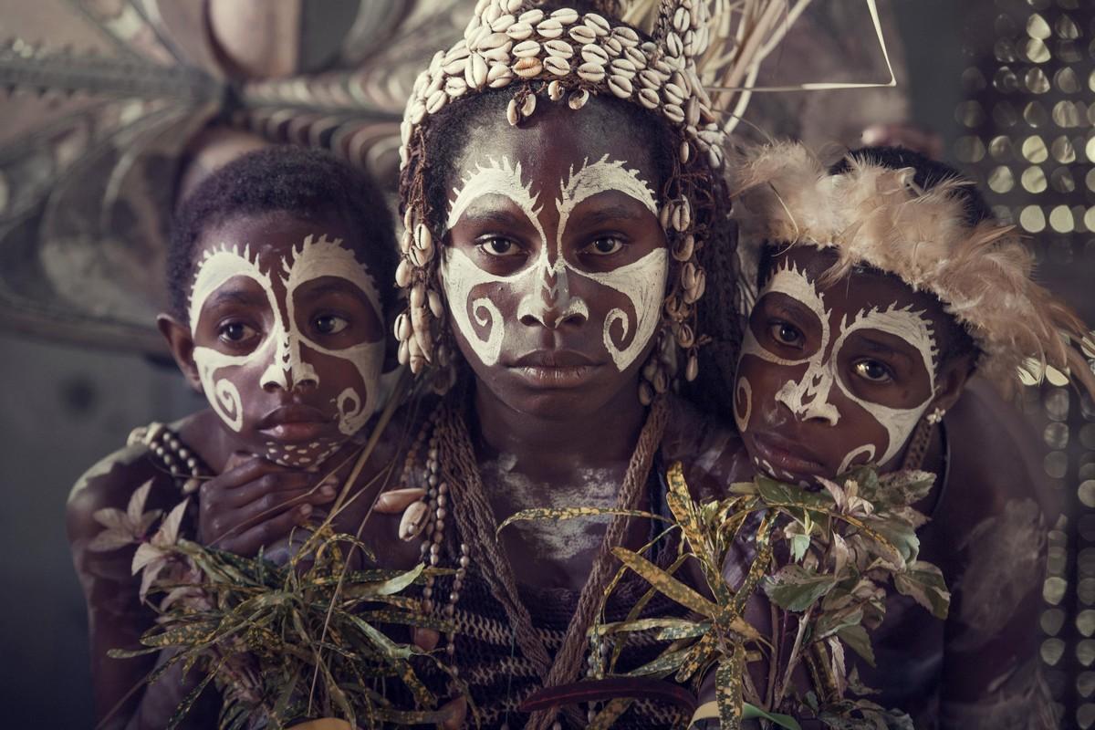 Снимки последних сохранившихся коренных народов мира
