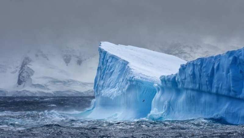 Малоизвестные факты об Антарктиде