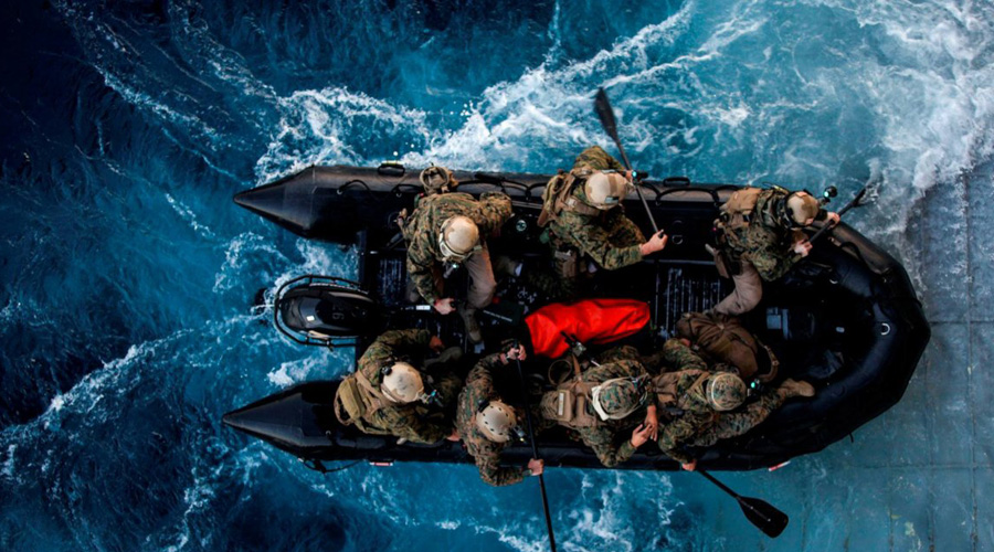 Морские котики - самый устрашающий спецназ