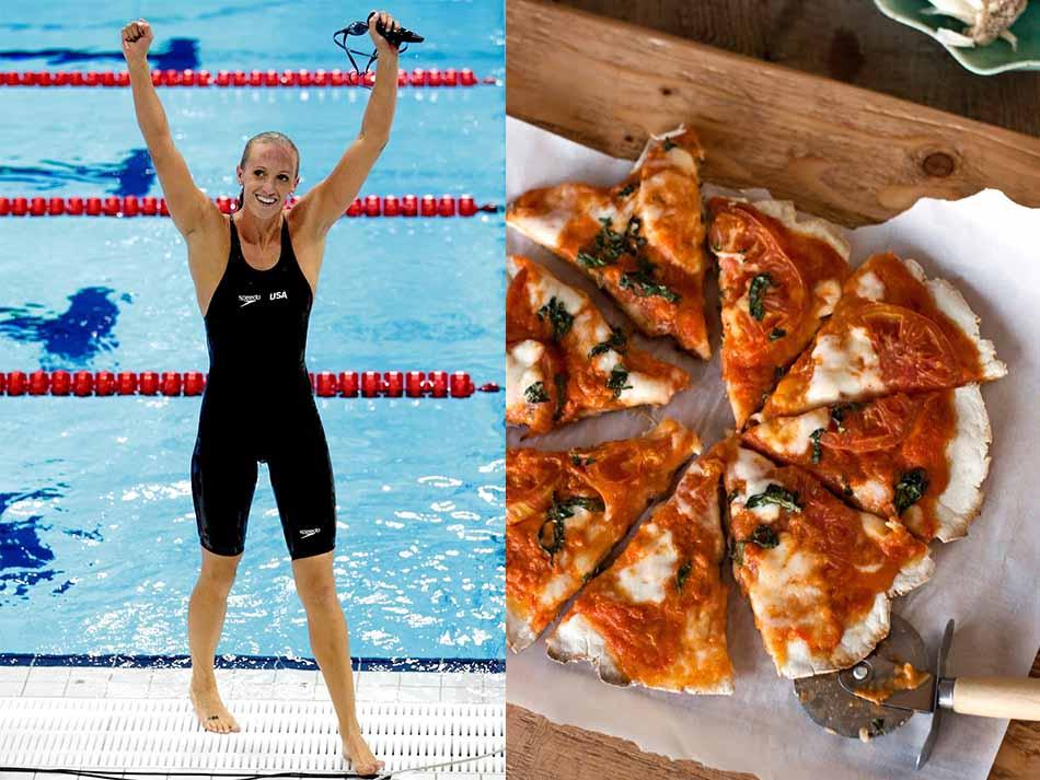 Особенности питания профессиональных спортсменов