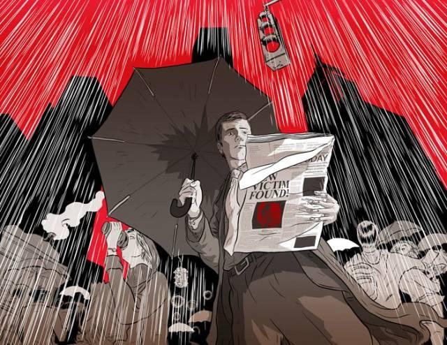 Проблемы современного общества в тематических иллюстрациях