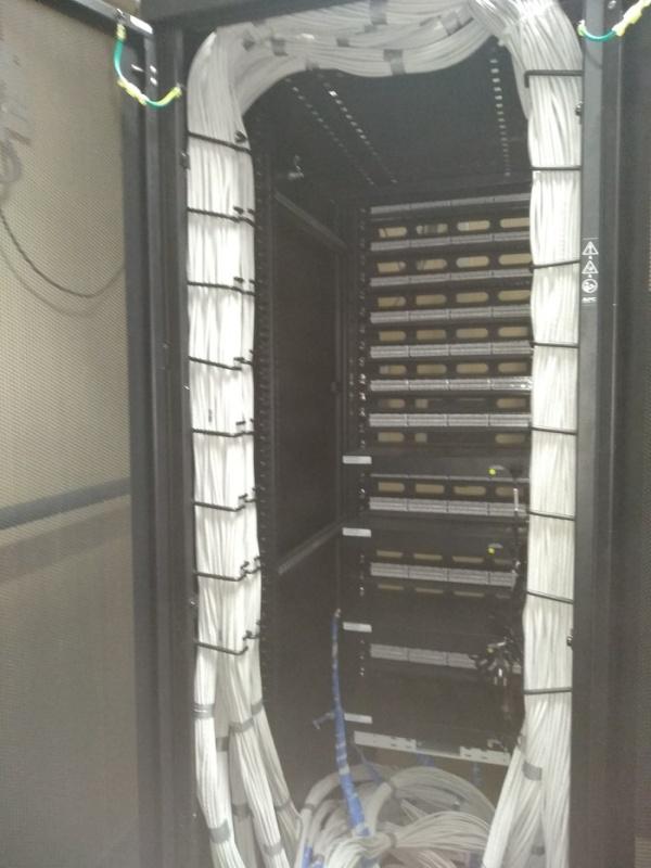 Прокладка кабелей и перфекционизм