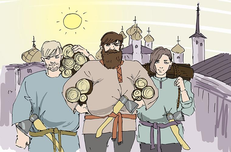 Прозвища, которые получили жители регионов России