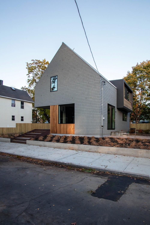 Дом для бездомных в США