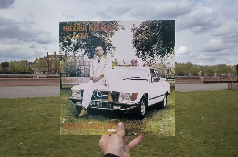 Фотограф 10 лет искал места, где снимались обложки пластинок исполнителей регги