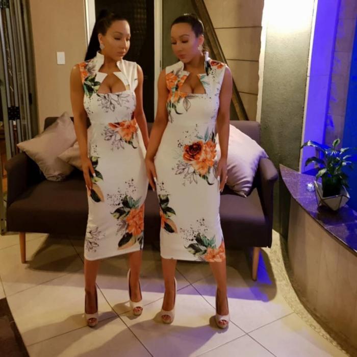 Максимально похожие близняшки