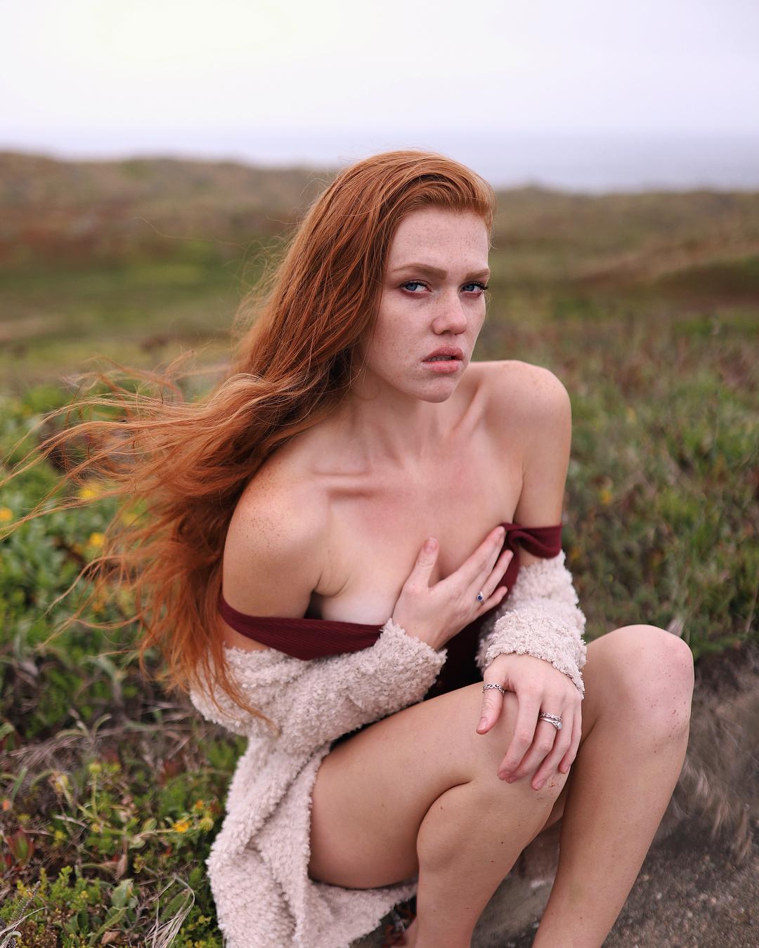 Чувственные снимки девушек от Джордин Мур