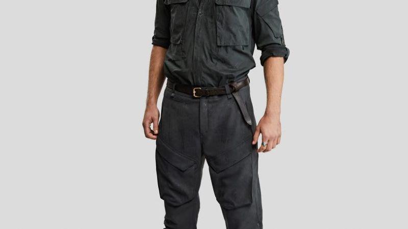 Крутые штаны со 100-летней гарантией