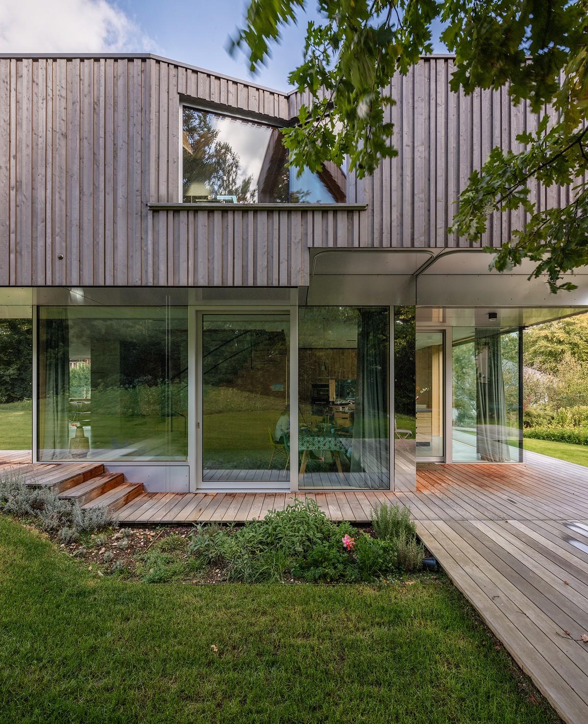 Загородный семейный дом в Германии