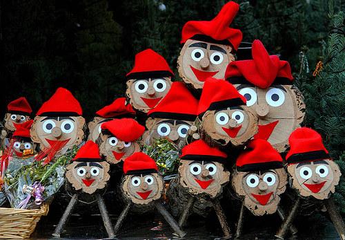 12 причудливых рождественских традиций со всего мира