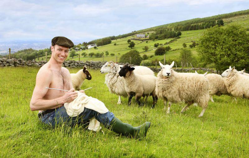 Календарь на 2019 год от ирландских фермеров