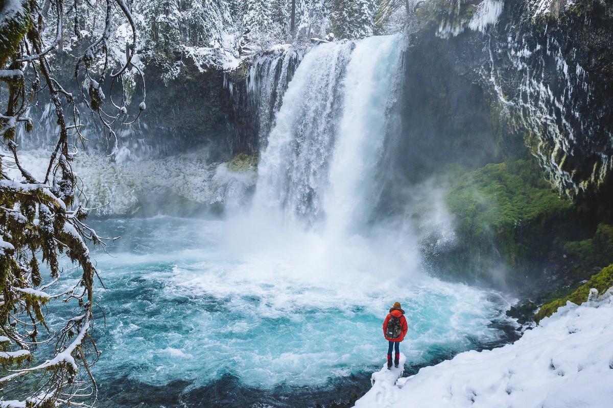 Природа и приключения на снимках Эллиота Хоуки