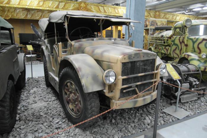 Редкие автомобили времен второй мировой