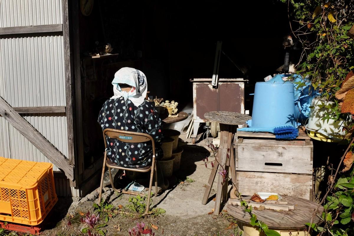В японской деревне Нагоро кукол больше, чем людей