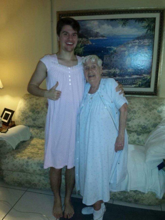 Крутые подарки от бабушек: главное не паниковать