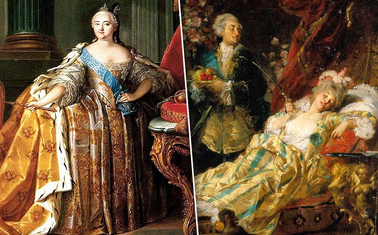 Самые распутные женщины в истории