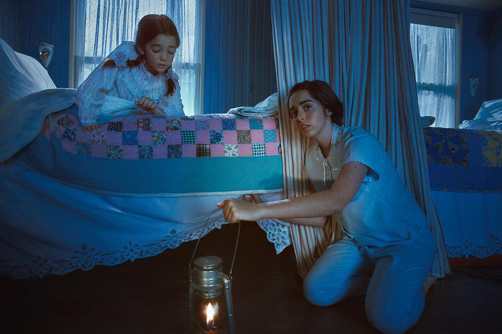 Удивительные кинематографические снимки от Кейт Вудман