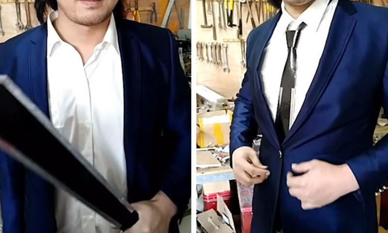 Абсурдные и забавные изделия сварщика из Китая