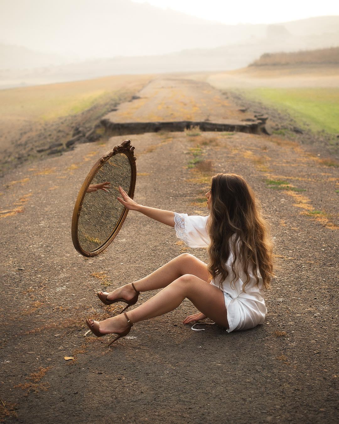 Чувственные снимки девушек от Натаниэля Гердеса