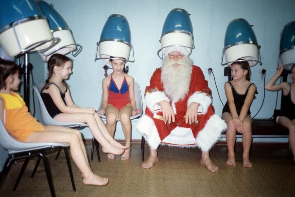 Дед Мороз в 1980-х