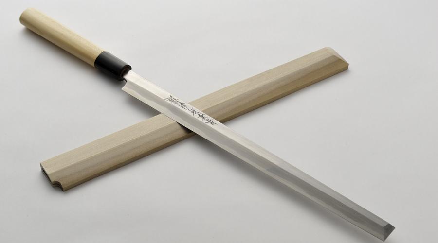 Главные виды японских кухонных ножей