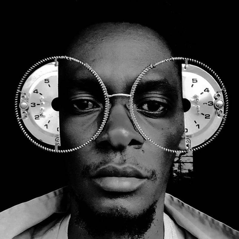 Фантастические очки с африканским колоритом на снимках кенийского фотографа