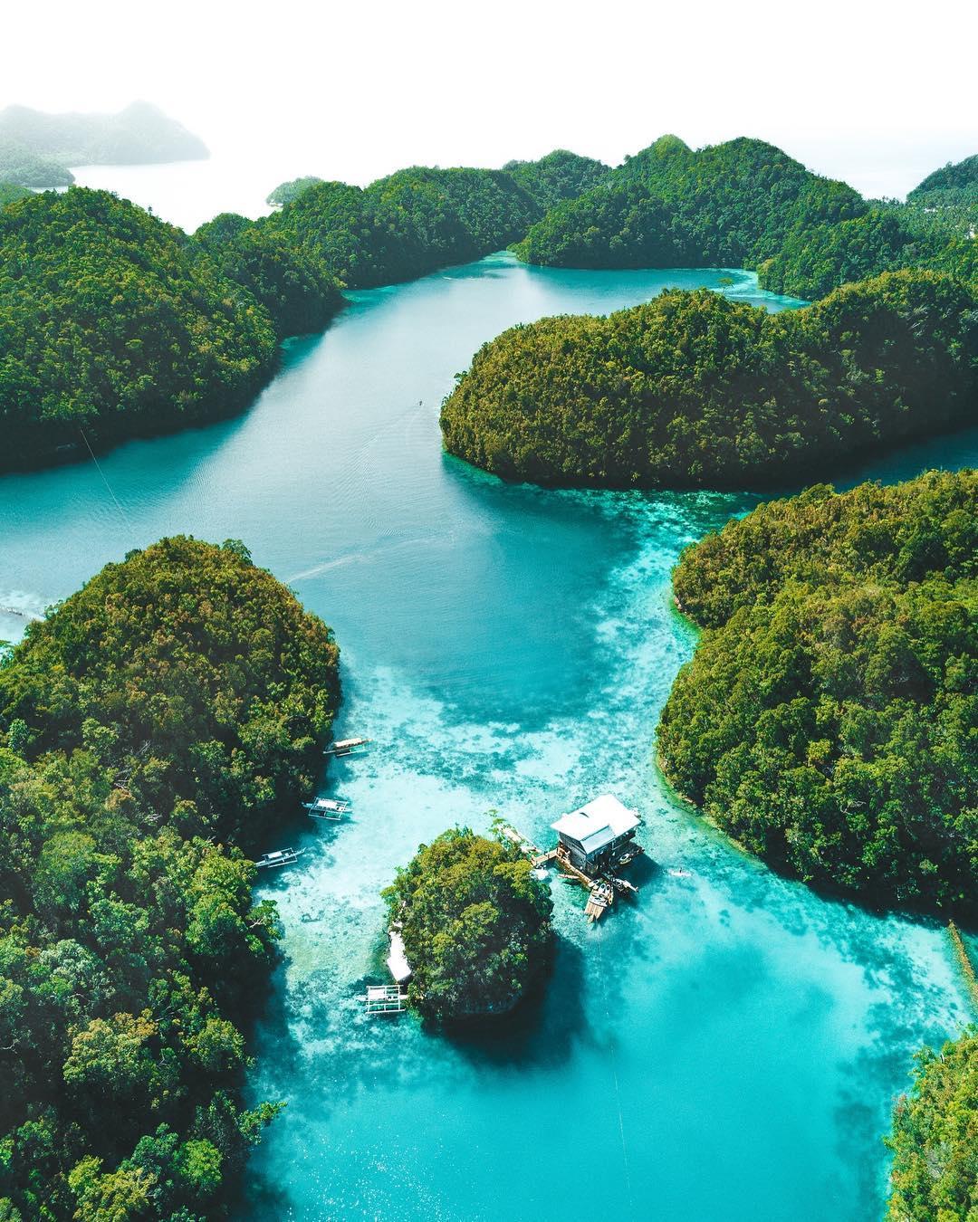Путешествия и природа на снимках Джексона Гровеса