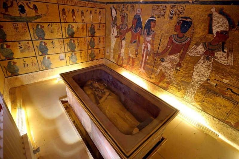 Самые любопытные факты о египетских пирамидах