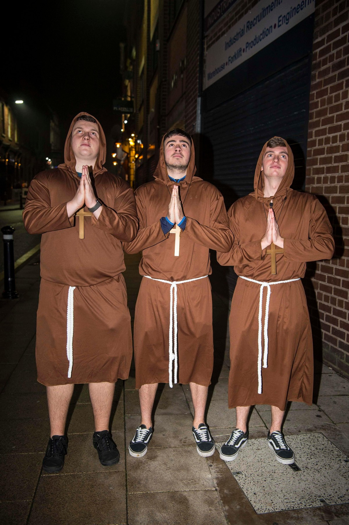 Маскарадные костюмы на День подарков в Великобритании