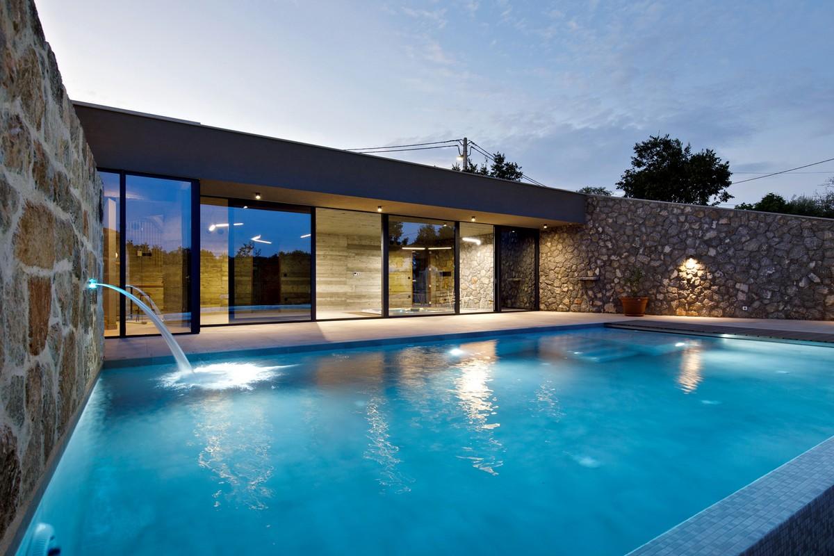 Модернизация семейного дома в Хорватии