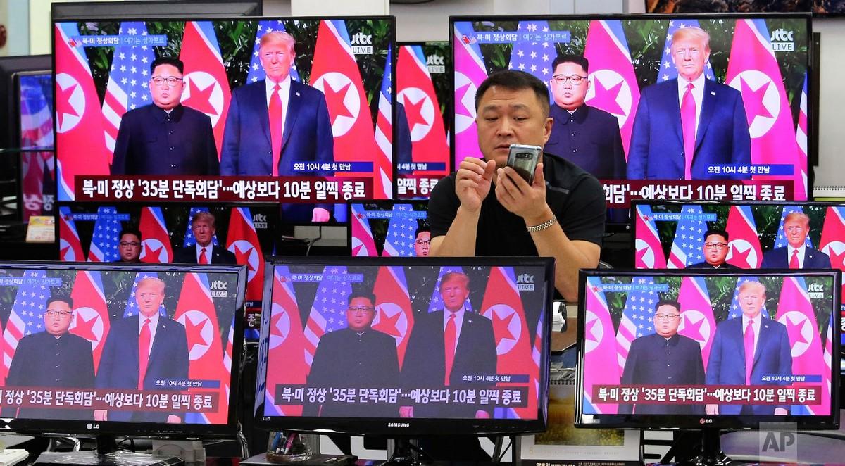 Азия в 2018 году на снимках фотографов Associated Press