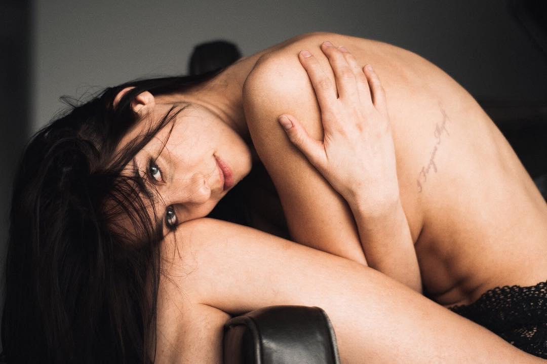 Чувственные снимки девушек от Джастина Мэтьюба